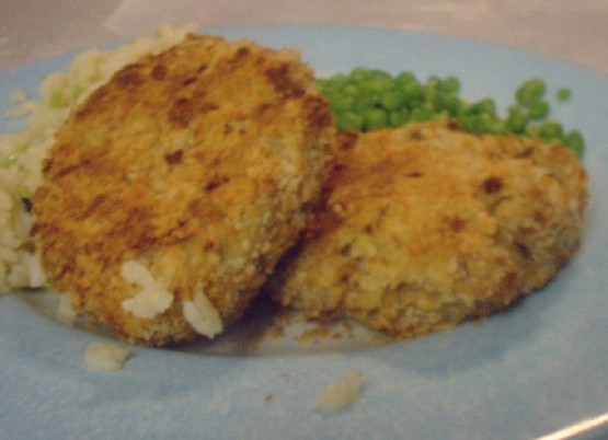 Mackerel and Orange Fishcakes