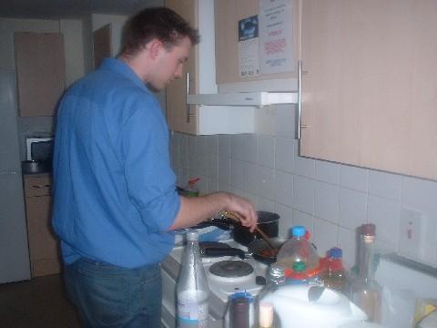 Goon Cooks