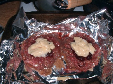 Making burgers