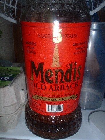 Mendis Old Arrack