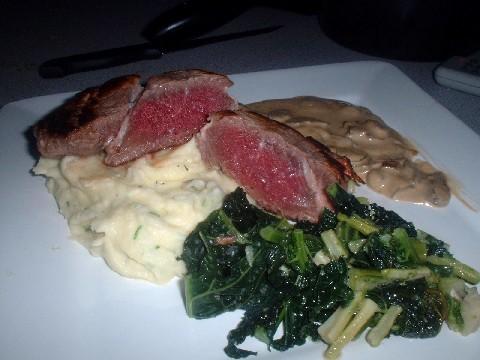 Steak Sigiriya