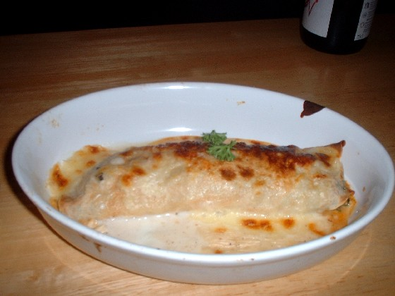 Spare crespelle
