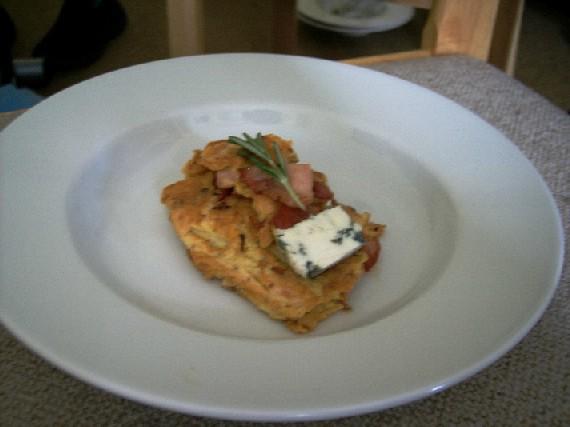 Goons omelette