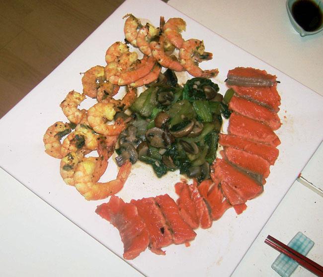 sort of sushi