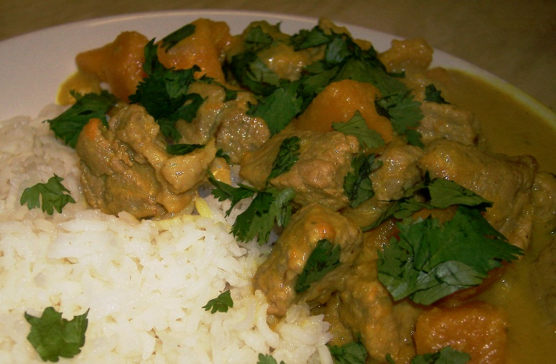 Cambodian Pork Curry