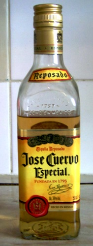 resposada tequila