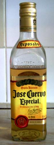 resposada tequila